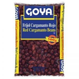 Goya Red Cargamanto Beans, 500g