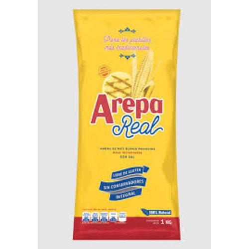 Maza Real Witte maïsmeel voor Arepas, 1kg