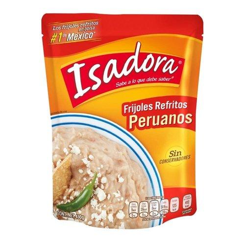 Isadora Frijoles Refritos Peruanos, 430g