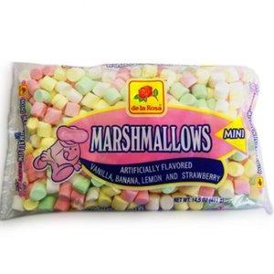 De la Rosa Mini Marshmallows, 411g