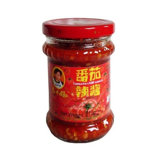 Lao Gan Ma Tomato Chilli Sauce, 210g