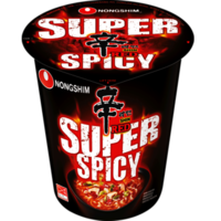 Shin Red Super Spicy Cup, 68g