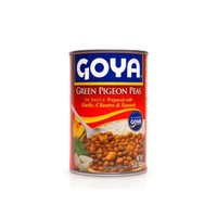 Green Pigeon Peas In Sauce, 425g