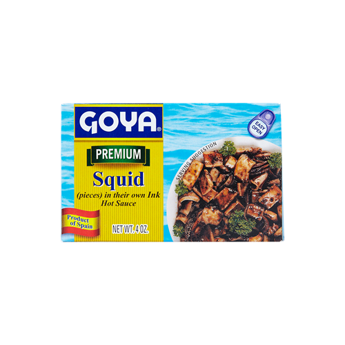 Goya Squids In Their Own Ink, 113g