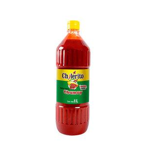 El Chilerito Chamoy Flavor Sauce, 1L