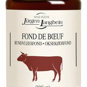 Jurgen Langbein Rundvleesfond, 200ml