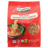 Organic Brown Rice Ramen, 227g