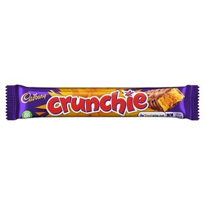 Cadbury Crunchie Bar, 40g