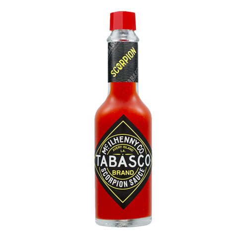 Mcilhenny Tabasco Scorpion Sauce, 60ml