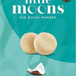 Little Moons Sumatran Coconut Mochi, 6 stuks