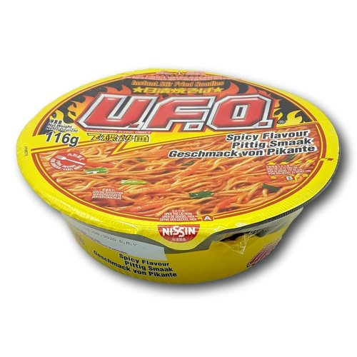 Nissin UFO Spicy Flavour, 116g