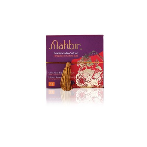 Mahbir Premium Indian Saffron, 1g