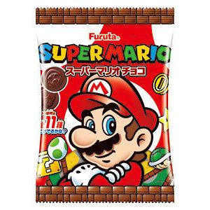 Furuta Super Mario Choco, 32g BBAUG-21