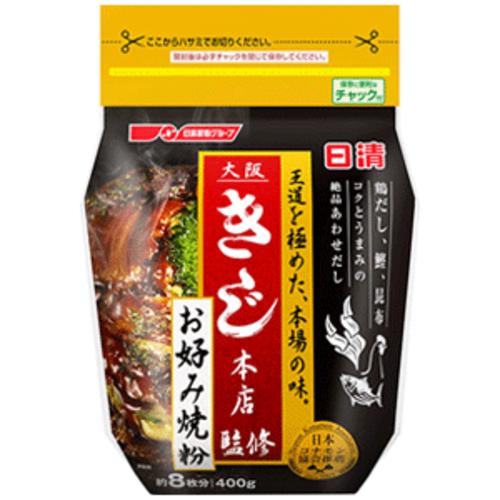 Nissin Foods Osaka Kiji-Ya Okonomi-Yaki Mix, 400g