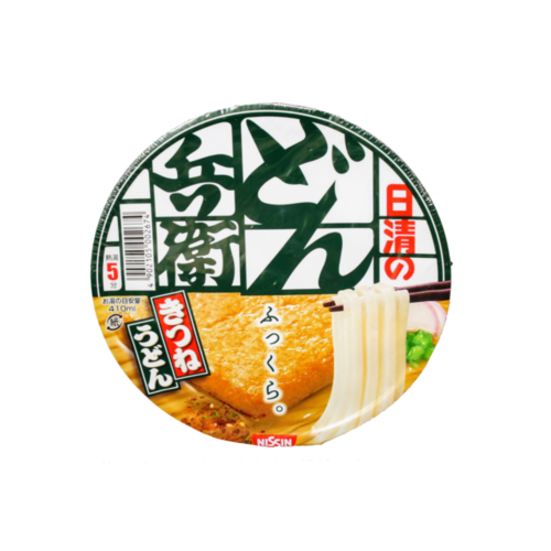 Nissin Donbe Cup Kitsune, 95g