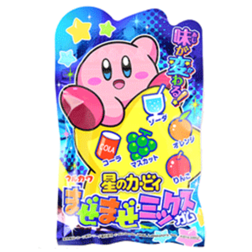 Marukawa Kirby's Dream Land Maze-Maze Gum, 47g