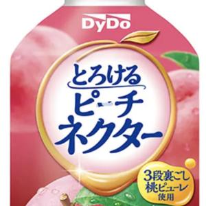 Dydo Torokeru Melty Peach Nectar, 270g