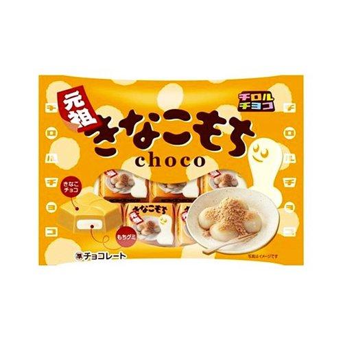 Tilol Choco Kinako Mochi Choco, 7pcs