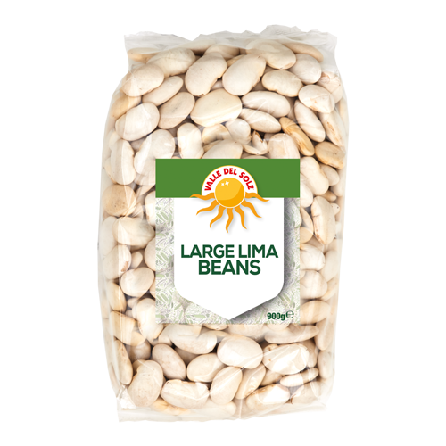 Valle Del Sole Large Lima Beans, 900g