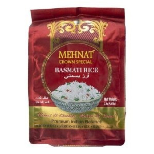 Mehnat Crown Basmati Rice, 2kg