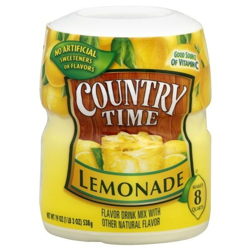 Country Time Lemonade, 539g
