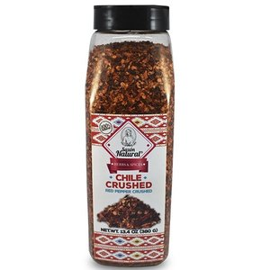 Sazon Natural Crushed Chile de Arbol, 380g