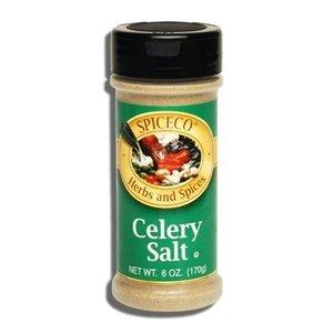 Spiceco Celery Salt, 170g