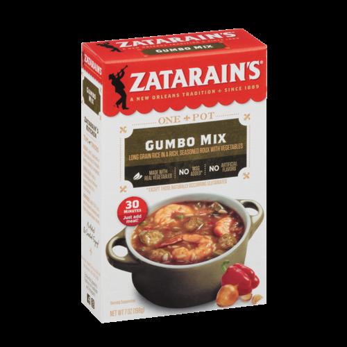 Zatarain's Gumbo Mix, 198g