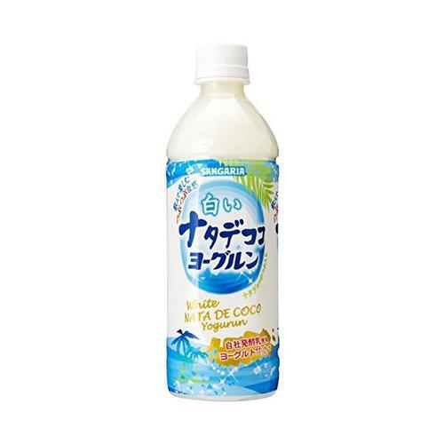 Sangaria Shiroi Nata De Coco, 500ml