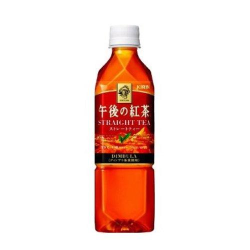 Gogo No Kocha Straight Tea, 500ml