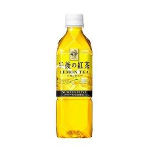 Gogo No Kocha Lemon Tea, 500ml