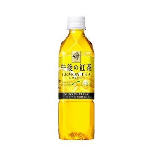 Gogo No Kocha Lemon Tea, 500ml