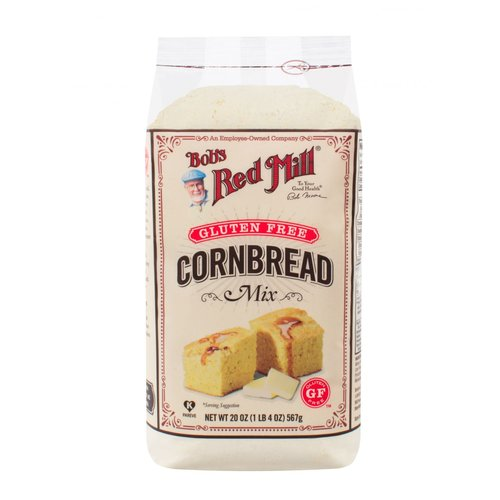 Bob's Red Mill Gluten Free Cornbread Mix, 567g