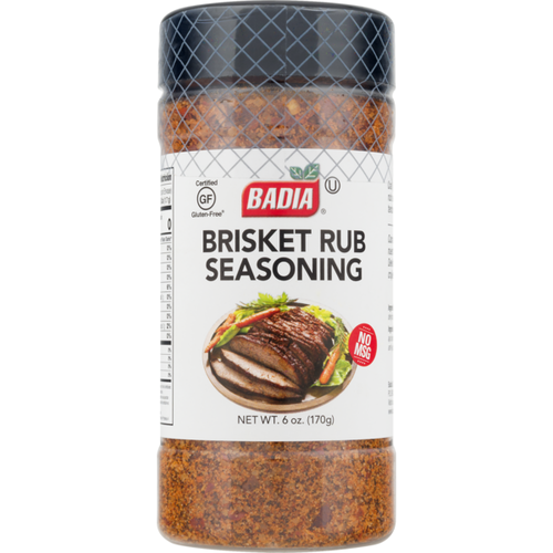Badia Brisket Rub Seasoning, 170g