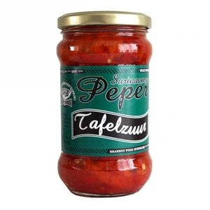 Lekker Bekkie Surinamese Pepper Pickles, 290ml