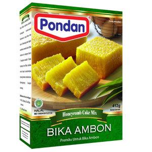 Bika Ambon Cake Mix, 412g