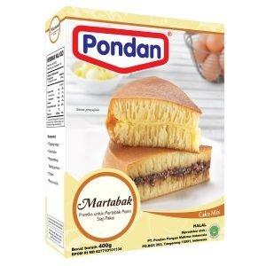 Martabak Manis Cake Mix, 400g