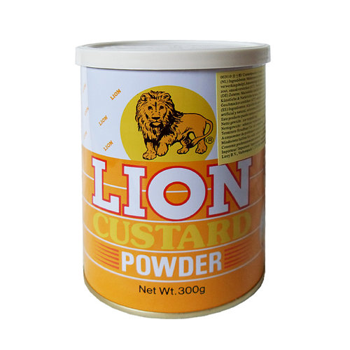 Lion Brand Custard Powder, 300g