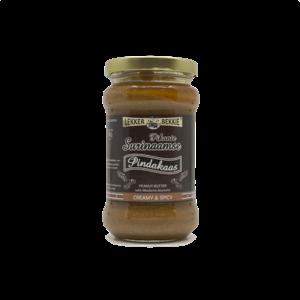 Lekker Bekkie Spicy Surinamese Peanut Butter, 300g