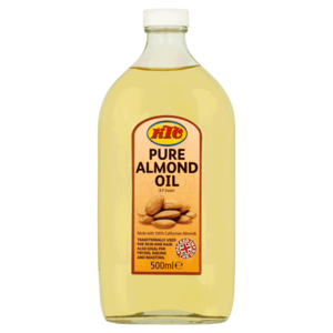 KTC Almond Oil, 500ml