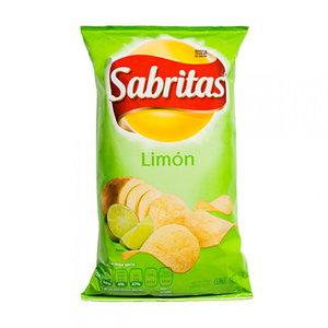 Sabritas Sabor Limon, 45g