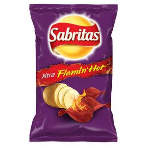 Sabritas Xtra Flamin' Hot,  THT 6-12-20