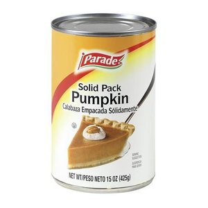 Parade Solid Pumpkin, 425g