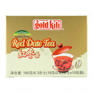 Goldkili Instant Red Dates Tea, 10x18g