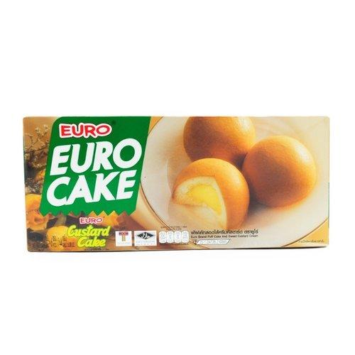 Euro Custard Cake, 204g