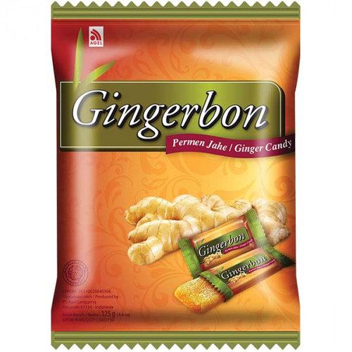 Gingerbon Ginger Bonbons, 125g