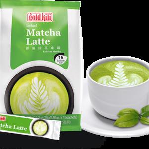 Goldkili Instant Matcha Latte, 10x25g