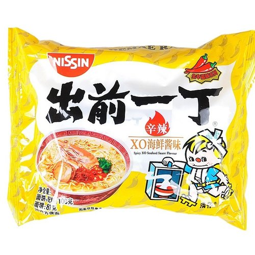 Nissin Nissin X.O. Sauce Seafood flavour, 100g