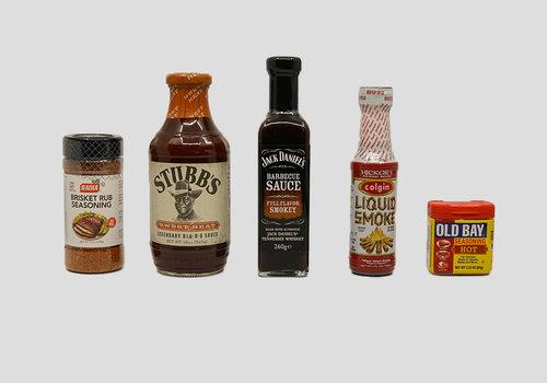 BBQ Sauzen en kruiden
