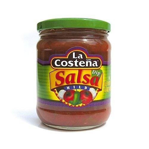 La Costena Salsa Dip Mild, 453g